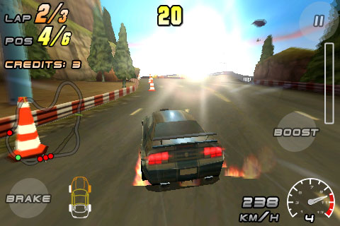iPhone Gems: Raging Thunder II, Radio Flare Redux + The Price is Right 2010