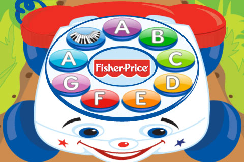 iPhone Gems: Fisher Price Chatter Telephone, Little People Farm, See 'n Say + Tinseltown Dreams: 50s