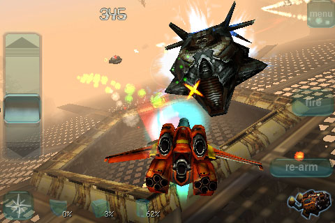 iPhone Gems: Drift Sumi-e, Riverleap + Space Trek 13