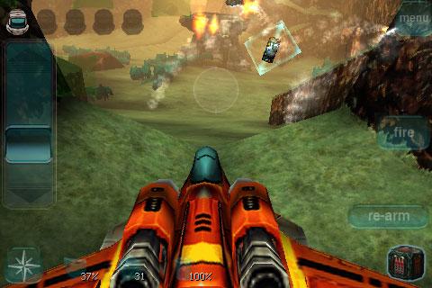 iPhone Gems: Drift Sumi-e, Riverleap + Space Trek 15