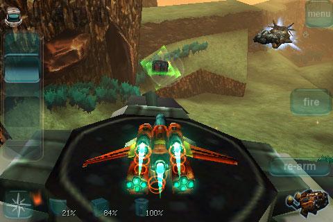 iPhone Gems: Drift Sumi-e, Riverleap + Space Trek 16