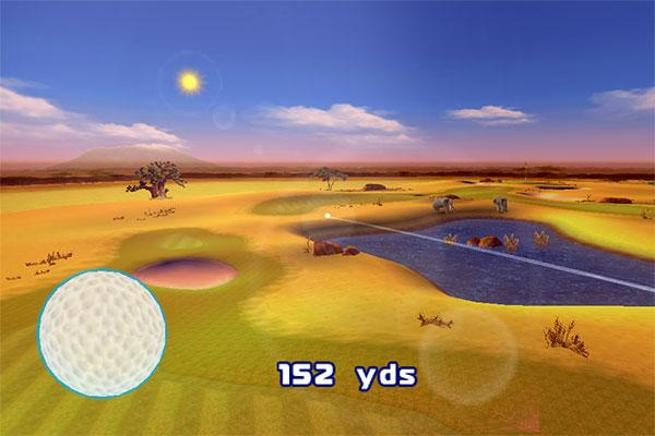 iPhone Gems: Castlevania Puzzle, Jet Car Stunts, Let's Golf! 2 + Zen Bound 2 Universal