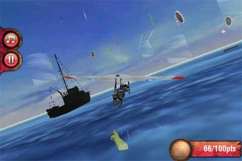 iPhone Gems: AirAttack, Gorillaz Escape/Plastic Beach, Helsing's Fire, Solitaire Classics + Super 7