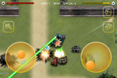 iPhone Gems: Ace Combat Xi, Labyrinth 2 + Project Phoenix 16