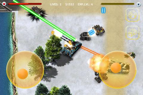 iPhone Gems: Ace Combat Xi, Labyrinth 2 + Project Phoenix 17