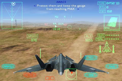 iPhone Gems: Ace Combat Xi, Labyrinth 2 + Project Phoenix 6