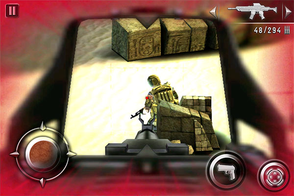 iPhone Gems: N.O.V.A. 2, Real Racing 2 + Shadow Guardian
