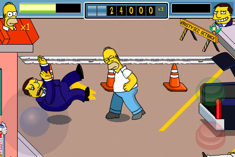 iPhone Gems: Hook Champ, The Simpsons Arcade + WWE SmackDown vs. Raw 2010 14