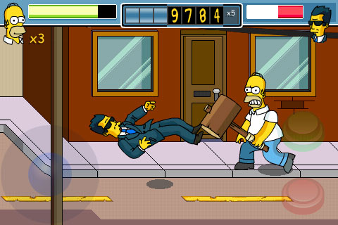 iPhone Gems: Hook Champ, The Simpsons Arcade + WWE SmackDown vs. Raw 2010 9