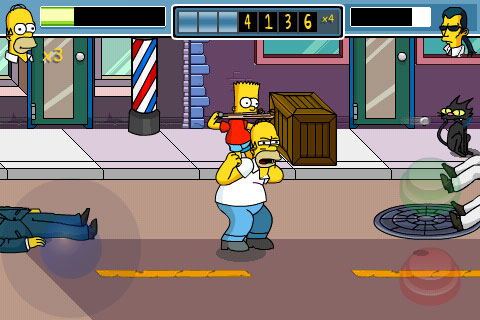 iPhone Gems: Hook Champ, The Simpsons Arcade + WWE SmackDown vs. Raw 2010 10