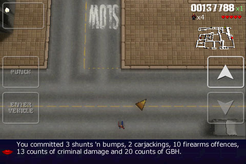 iPhone Gems: Beer Pong, Gemmed, Pachinko, Payback, Pinball Dreams + Time Crisis Strike 12