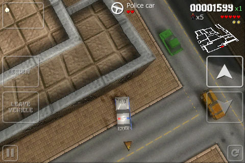 iPhone Gems: Beer Pong, Gemmed, Pachinko, Payback, Pinball Dreams + Time Crisis Strike 13