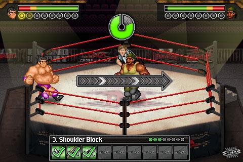 iPhone Gems: Eliss, 3D Brick Breaker, Vans SK8, Wolfenstein 3D, TNA Wrestling, Mega Man II + More 23