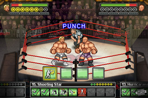 iPhone Gems: Eliss, 3D Brick Breaker, Vans SK8, Wolfenstein 3D, TNA Wrestling, Mega Man II + More 24