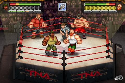 iPhone Gems: Eliss, 3D Brick Breaker, Vans SK8, Wolfenstein 3D, TNA Wrestling, Mega Man II + More 26