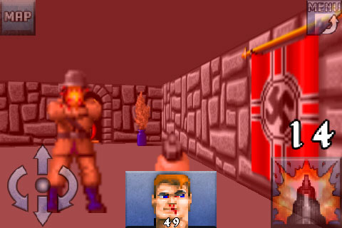iPhone Gems: Eliss, 3D Brick Breaker, Vans SK8, Wolfenstein 3D, TNA Wrestling, Mega Man II + More 28