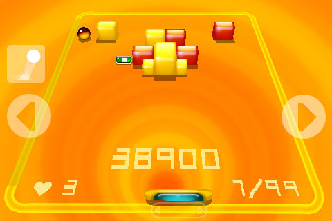 iPhone Gems: Eliss, 3D Brick Breaker, Vans SK8, Wolfenstein 3D, TNA Wrestling, Mega Man II + More 7