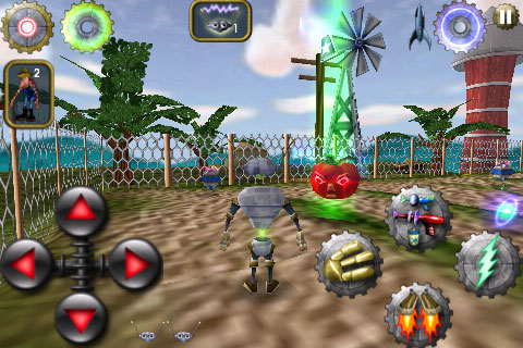 iPhone Gems: Freeballin', Wild West Pinball, Midnight Bowling, Otto Matic & Monster Trucks Nitro