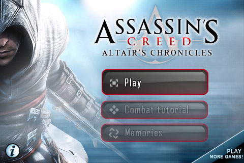 iPhone Gems: Assassin's Creed, World Cup Ping Pong, Silent Scope, UniWar