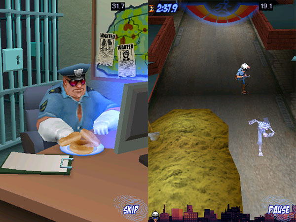 iPhone Gems: Siberian Strike, Cops & Robbers, Metal Gear Solid Touch 2.1, Pandemonium & Shadowland