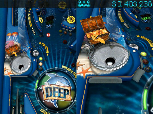 iPhone Gems: The Deep Pinball, Minigore + Ragdoll Blaster