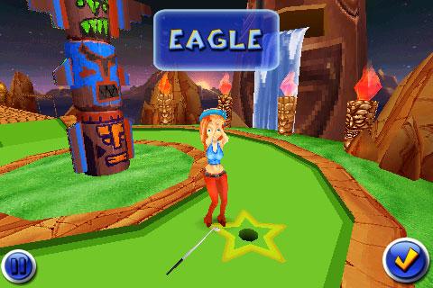 iPhone Gems: Mini Golf Wacky Worlds, Besieged + Spy Bot Chronicles 6
