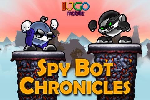 iPhone Gems: Mini Golf Wacky Worlds, Besieged + Spy Bot Chronicles 18