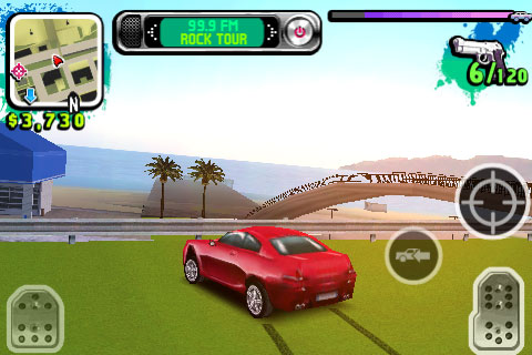 iPhone Gems: Gangstar, Inkvaders, iSink U and Ramp Champ