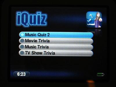 Review: Apple Computer iQuiz (aka iPod Quiz)