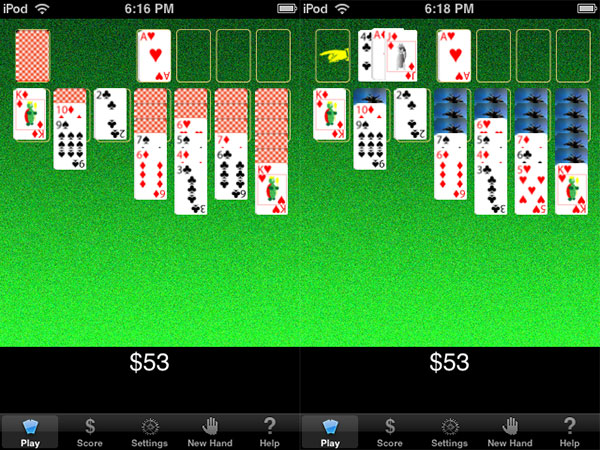 Review: Demon Solitaire and Las Vegas Solitaire by Cliff Maier
