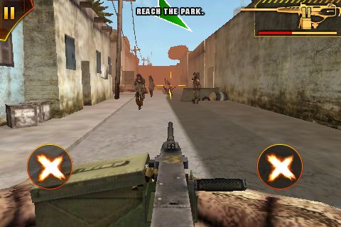 Review: Gameloft Modern Combat: Sandstorm