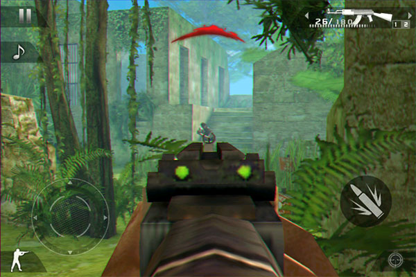Review: Gameloft Modern Combat 2: Black Pegasus