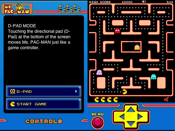 Review: Ms. Pac-Man and Pac-Man