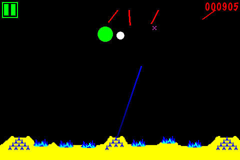 Review: Missile Command by Atari Interactive