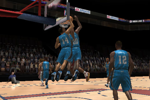 Review: Electronic Arts NBA Live by EA Sports
