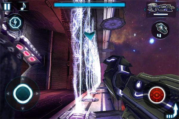 Review: Gameloft N.O.V.A – Near Orbit Vanguard Alliance