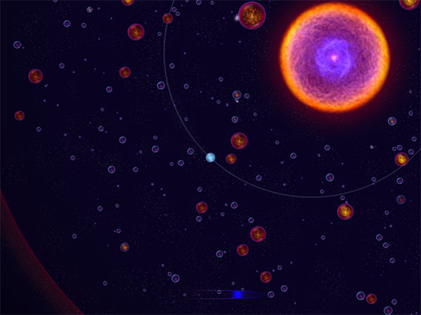 Review: Hemisphere Games Osmos for iPad