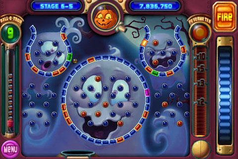 Review: PopCap Games Peggle for iPhone + iPod touch