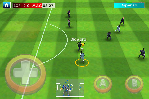 Review: Real Soccer 2009 by Gameloft