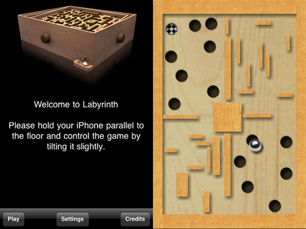 iPhone Gems: Maze, Hockey, Pinball, Golf + Rhythm, Revisited 4