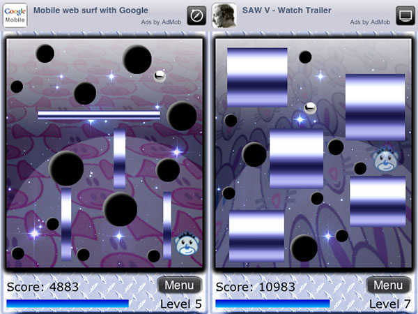 iPhone Gems: Maze, Hockey, Pinball, Golf + Rhythm, Revisited 10