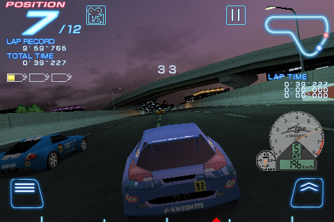 Review: Namco Ridge Racer Accelerated 1