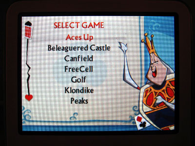 Review: Electronic Arts Royal Solitaire