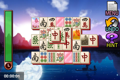 iPhone Gems: The Best of All 7 Mahjong Games