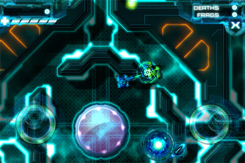 Small Apps + Updates: iPhone 4 Case Program, N.O.V.A., Plunderland, Space Harrier II + Tron 17
