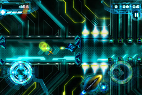 Small Apps + Updates: iPhone 4 Case Program, N.O.V.A., Plunderland, Space Harrier II + Tron 18
