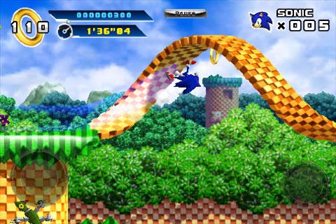 Review: Sega Sonic the Hedgehog 4 Episode I 1