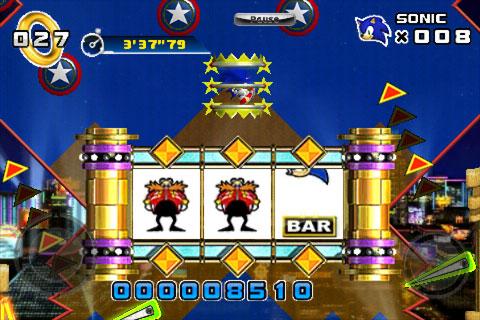 Review: Sega Sonic the Hedgehog 4 Episode I 5