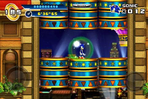 Review: Sega Sonic the Hedgehog 4 Episode I 3