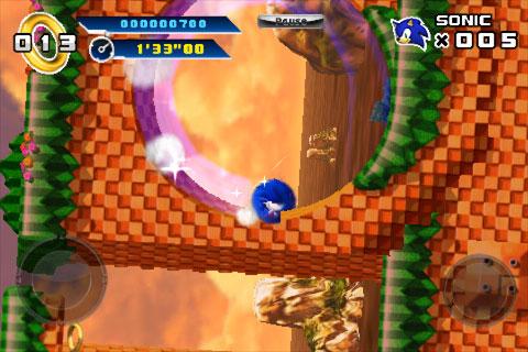 Review: Sega Sonic the Hedgehog 4 Episode I 4